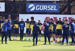 Kulüp çalışanları bile Fenerbahçe idmanından uzaklaştırıldı