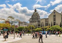 Diziyle ünlü olan kent Medellin