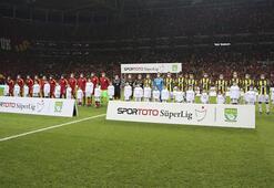 Galatasaray-Fenerbahçe rekabetinde 390. randevu