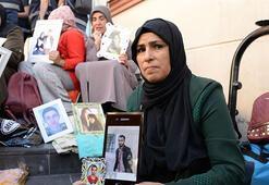 HDP önündeki eylemde 25inci gün; aile sayısı 47 oldu