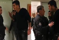 Polislere hakaret eden iki zorba ile ilgili flaş gelişme