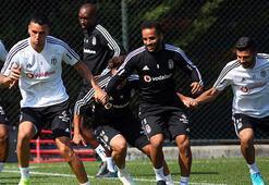 Beşiktaş, Trabzonspor maçı hazırlıklarını sürdürdü