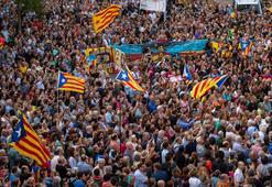 Katalonyada sular yeniden ısınıyor
