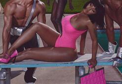 Nicki Minajdan moda devi ile işbirliği