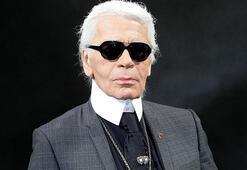 Dünyaca ünlü isimler, moda efsanesi Karl Lagerfeldi tasarımları ile andı
