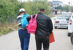 Öğrenci fark etti okul tatil edildi Kazan dairesinde...