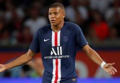 Paris Saint-Germainde Mbappe ve Icardi kadroya alındı