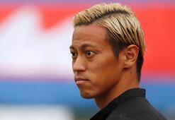 Keisuke Hondadan Manchester Uniteda transfer çağrısı
