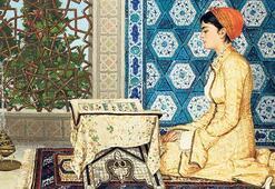 'Kuran Okuyan Kız' en pahalı Türk resmi