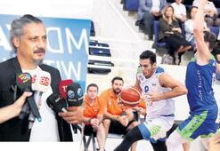 Merkezefendi Denizli Basket kupaya hazır