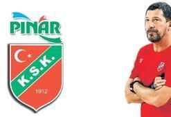 Pınar Karşıyaka Sarıca'yla başlıyor