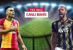 Nefesler tutuldu Galatasaray-Fenerbahçe derbisi için canlı bahis Misli.comda...