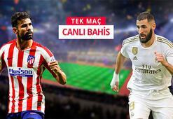 Madrid derbisinin canlı bahis heyecanı Misli.comda