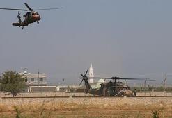 Suriyede 7. ortak hava devriyesi