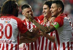 Antalyasporda hedef ilk galibiyet