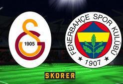 Galatasaray - Fenerbahçe derbisi saat kaçta başlayacak Derbi hangi kanalda