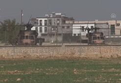 Fıratın doğusunda yedinci ortak helikopter uçuşu tamamlandı