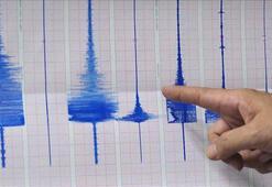 Son dakika İstanbulda peş peşe depremler