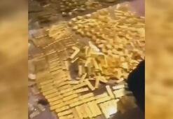 Çinde eski başkanın evinde 13.5 ton altın bulundu