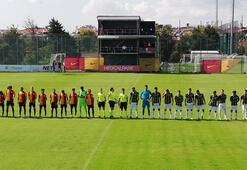 Galatasaray U19  - Fenerbahçe U19: 5-2