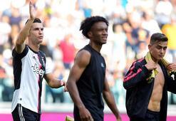 Buffon rekor kırdı, Juventus kazandı...