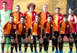 Galatasaray U19 Fenerbahçe U19u 5 golle devirdi