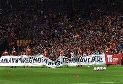 Galatasaraydan Şampiyonlar Ligi göndermesi