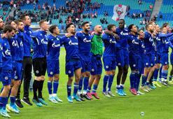 Ozan Kabaklı Schalke, Leipzige ilki yaşattı