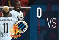Diagne ikinci yarı girdi, Brugge fark attı