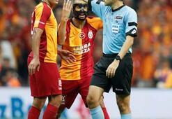 Penaltı itirazlarının ardından VARa gitti ama...