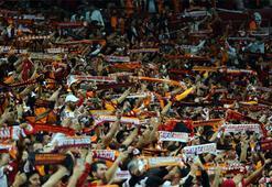 Galatasaray - Fenerbahçe derbisinde seyirci rekoru: 51 bin 663
