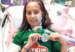 11 yaşındaki Esilaya kalp aranıyor: Yaşamak istiyorum