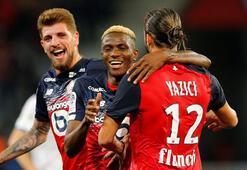 Yusuflu Lille 1 puanla döndü: 1-1