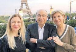 Tecrübelerini Paris'te anlattı