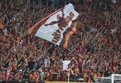 Galatasarayın derbi hasılatı 11 milyon TL