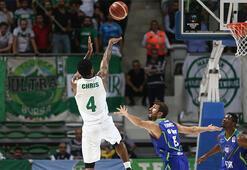Bursaspor Basketbol-Tofaş: 80-76