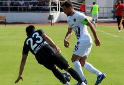 Hatayspor-Eskişehirspor: 1-0