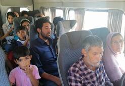 88 göçmen yakalandı