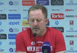 """Sergen Yalçın: """"Hak eden taraf Antalyaspor'du"""""""