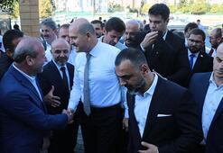 İçişleri Bakanı Soylu Trabzon dernekleriyle buluştu
