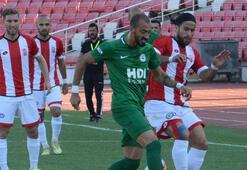 Balıkesirspor - Giresunspor: 2-0