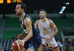 Sigortam.net İTÜ Basket -  Fenerbahçe Beko: 57-90