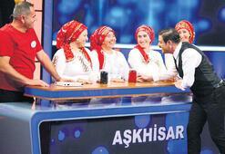 Yarışmacılar Özkan'ı zorladı