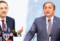 AK Parti ve CHP arasında yasal düzenleme için ikinci temas: Yen, yerel yönetim yasasını görüştüler