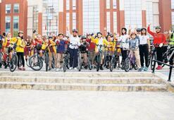 Bisikleti sevdiren etkinlik