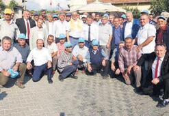 Hacıosmanlar'da büyükşehir imzası