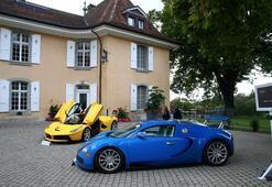 Böyle müzayede görülmedi 7 Ferrari, 3 Lamborghini, 5 Bentley...