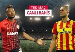 Gazişehir Gaziantep – Göztepe mücadelesine Misli.com'da canlı oyna