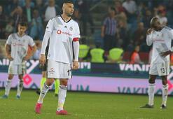 Beşiktaşta sorun ilk gol