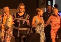 Hırsızlık şüphelisi 3 İngiliz turist tutuklandı